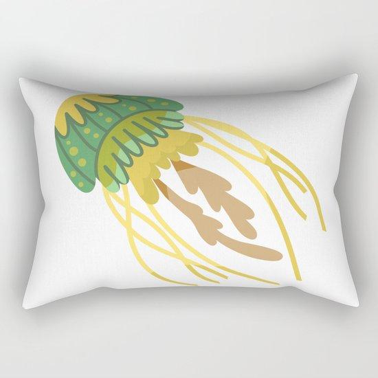 Cute Jellyfish Rectangular Pillow
