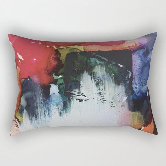 this wonderful life Rectangular Pillow