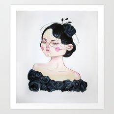 Despecho/Spite Art Print
