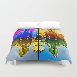 Nopal Pop Duvet Cover