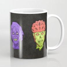 Zombie Quartet Coffee Mug