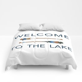 Welcome to the Lake Comforters