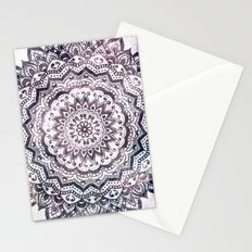 JEWEL MANDALA Stationery Cards