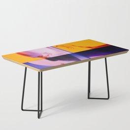 Underneath Coffee Table