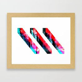 PRISM³ Framed Art Print