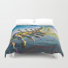Theros Duvet Cover
