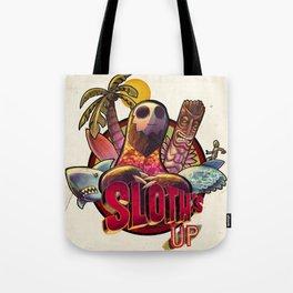 Sloth's Up! Tote Bag