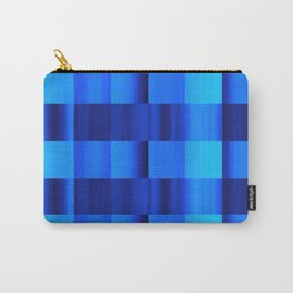 Blue Boxes Carry-All Pouch
