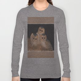Barn Owls Long Sleeve T-shirt