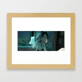 """How to get away with murder"" - Annalise Keating fanart Framed Art Print"