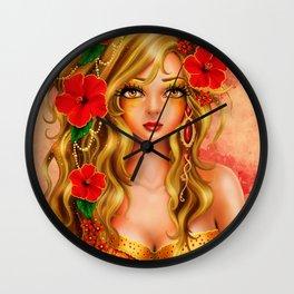 Shona Wall Clock