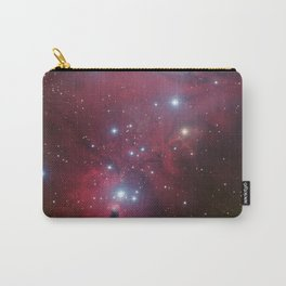 Nebula galaxy unicorn star constellation NASA space stars geek sci fi star landscape photo Carry-All Pouch