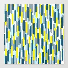 Fast Capsules Vertical Canvas Print