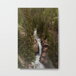 Rushing Judd Falls Metal Print
