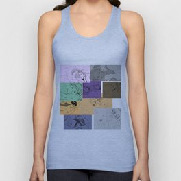 couples love Unisex Tank Top