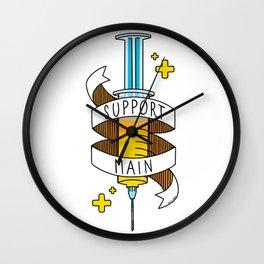Support Main Wall Clock