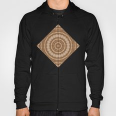 Colors of earth mandala Hoody