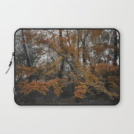 rustic orange Laptop Sleeve