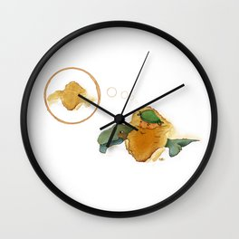 Tiburon pirata Wall Clock