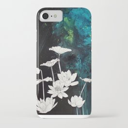 Lotus Study iPhone Case