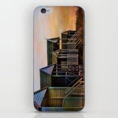 Beach Huts. iPhone & iPod Skin