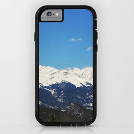 Golden Canyon State Park iPhone Case