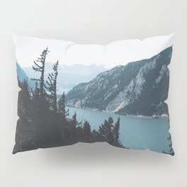 Columbia River Gorge V Pillow Sham