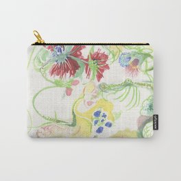 Subversive Floral II Carry-All Pouch