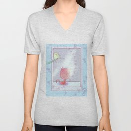 Beautiful Singing Unisex V-Neck