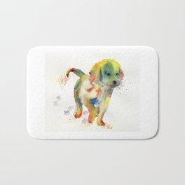 Colorful Puppy - Little Friend Bath Mat