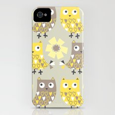 Hooty Tooty iPhone (4, 4s) Slim Case