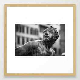 Faun 2 Framed Art Print