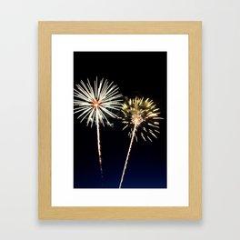 Dandi Lions Framed Art Print