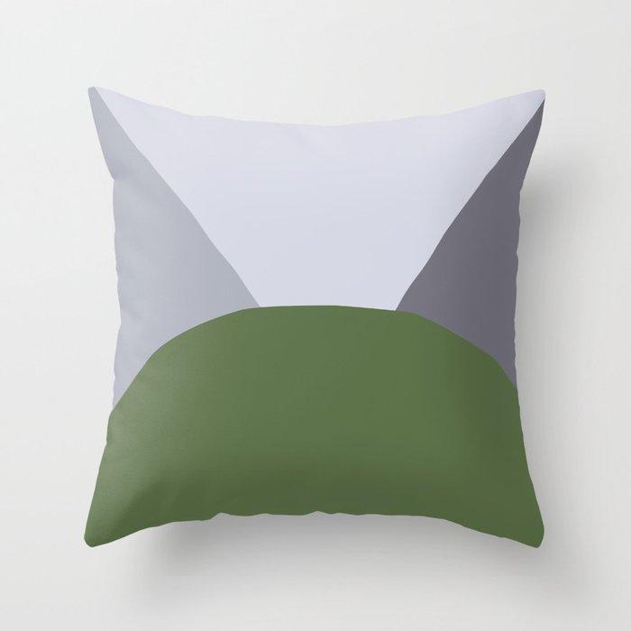 Deyoung Kale Throw Pillow
