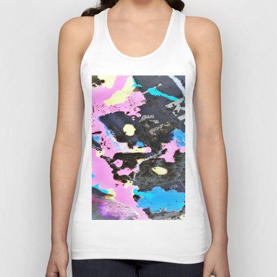 Art abstract # #### Unisex Tank Top