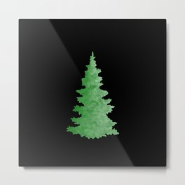 The Pine Metal Print