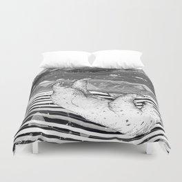 AWAKE & DREAMING Duvet Cover