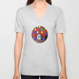 A Room With a View Unisex V-Neck