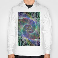 fractal Hoodies featuring Fractal by David Zydd