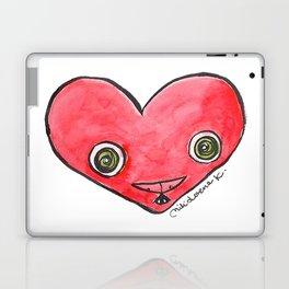 """""""Oro?"""" Valentine's Heart Laptop & iPad Skin"""