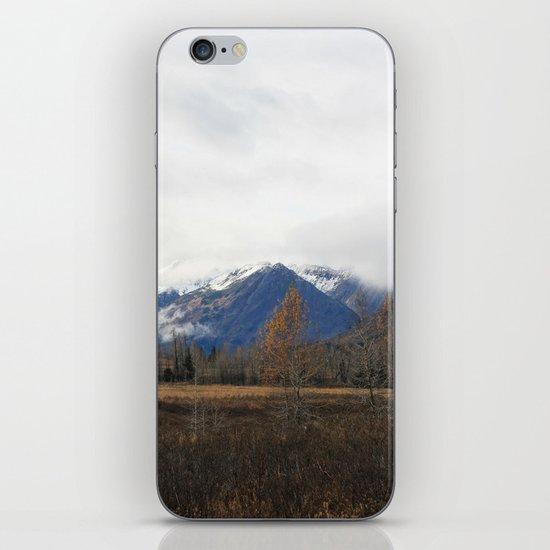 Turnagain Pass iPhone & iPod Skin