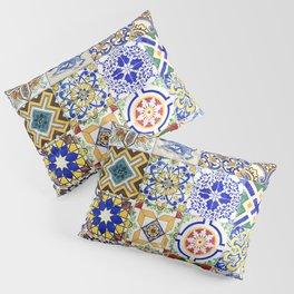 Azulejo — Portuguese ceramic #15 Pillow Sham