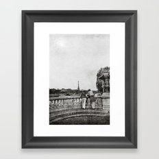 Timeless Paris Framed Art Print