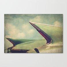 Cadillac Coup DeVille  Canvas Print