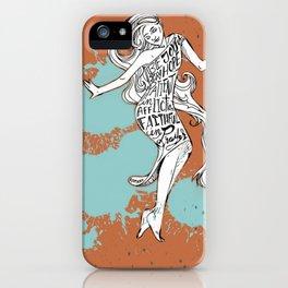 """""""Joyful in Hope"""" iPhone Case"""