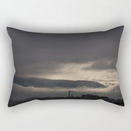 Clouds of Vitosha Rectangular Pillow