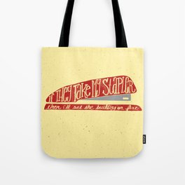 Office Space Tote Bag