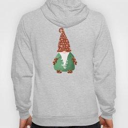 Winter Gnome Home Hoody