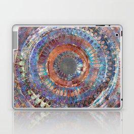 LA TURBINA MANDALA ART Laptop & iPad Skin
