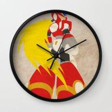 I'm a Maverick (Hunter) (Megaman Zero) Wall Clock